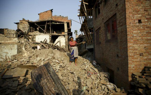 Bhaktapur, Nepal. Foto: Reuters