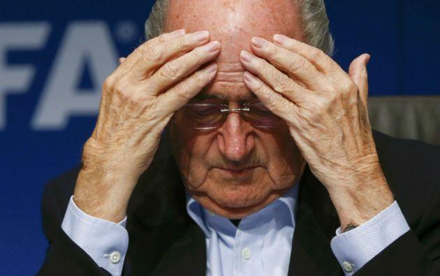 Blatter. Foto: REUTERS