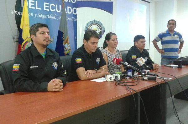 Coronel Víctor Arauz, de la Dirección de Delitos contra la Vida (Dinased) de la Policía.
