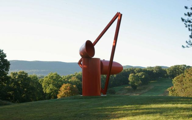 Foto: Facebook / Storm King Arts Center.