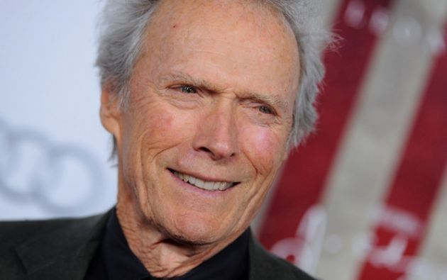 El actor Clint Eastwood.