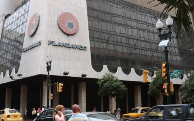 Edificio Filanbanco. Foto: EcuadorTimes