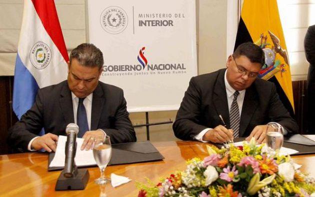 Foto: Ministerio del Interior Paraguay