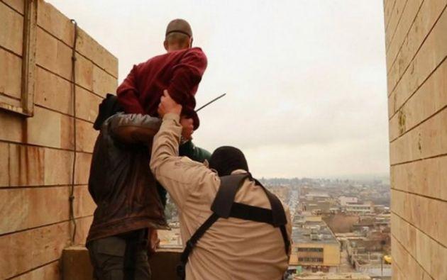 Grupo terrorista Estado Islámico, EI. Foto: Infobae