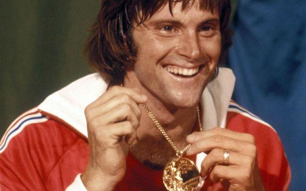 Bruce Jenner fue el campeón olímpico de decatlón en la Olimpiadas de Montreal 76.