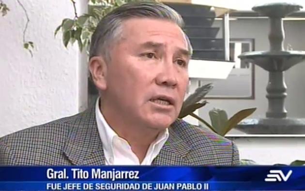 Tito Manjarrez. Foto: Captura de video.