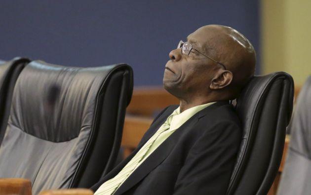 Jack Warner, exvicepresidente de la FIFA. Foto: REUTERS