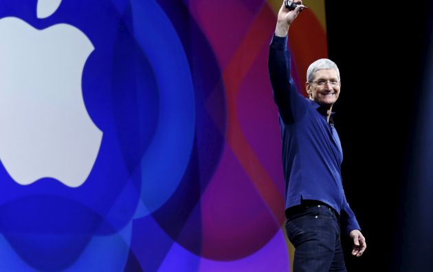 Tim Cook. Foto: REUTERS