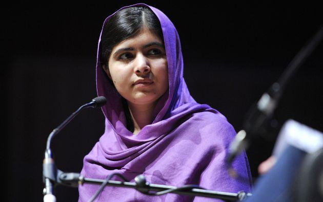 Malala Yousafzai. Foto: Wikimedia