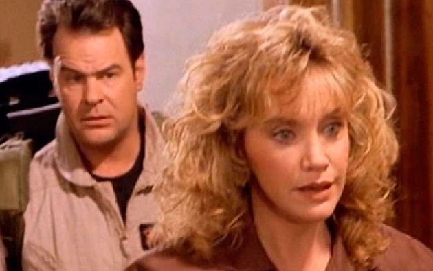 """Mary Ellen Trainor también participó en """"Ghostbusters II"""" (1989)."""