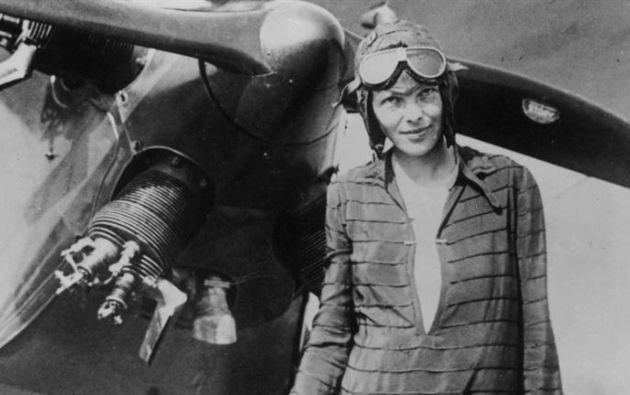 La película fue rodada por John Bresnik, quien a menudo acompañaba a su hermano Albert Bresnik, fotógrafo oficial de Amelia Earhart.