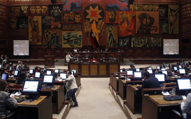 Asamblea Nacional. Foto:Flickr