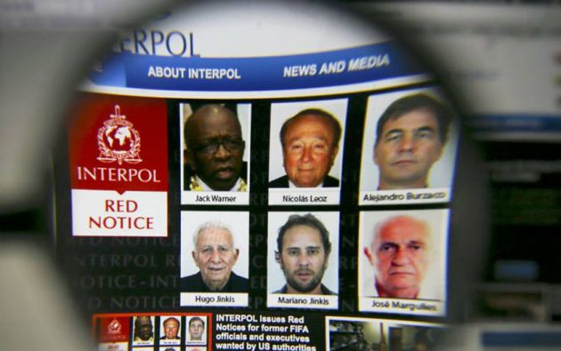 Alejandro Burzaco era buscado por la Interpol. Foto: REUTERS