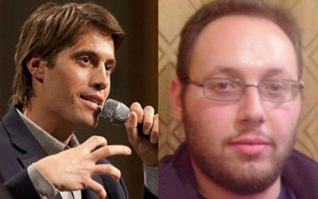 James Foley y Steven Sotloff, periodistas ejecutados en 2014 por extremistas.
