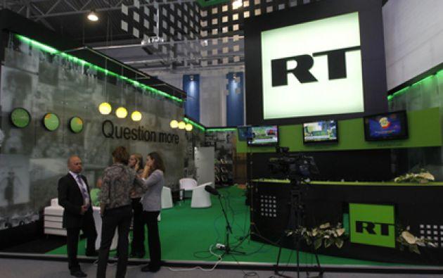 Russia Today Foto: Aporrea