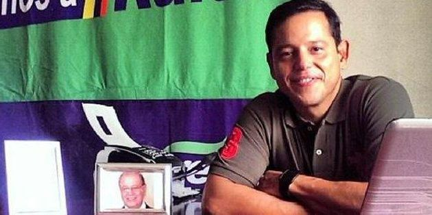 Radiodifusor Humberto Alvarado Correa.