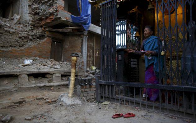 Nepal. Foto: Reuters