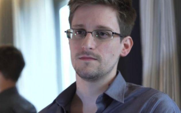 Snowden huyó a Rusia en 2013.