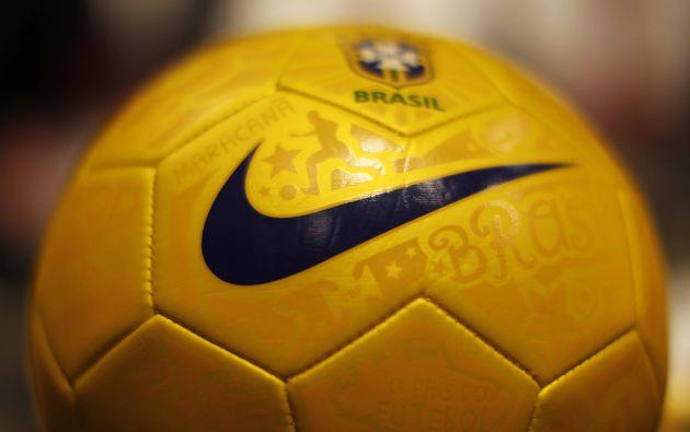 La investigación se centra en el acuerdo de patrocinio de diez años de validez alcanzado en 1996 entre la Confederación Brasileña de Fútbol y Nike . Foto: REUTERS.