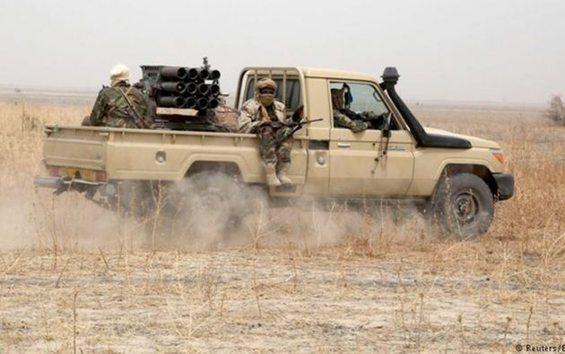 Atentados en Chad. Foto: Globovisión