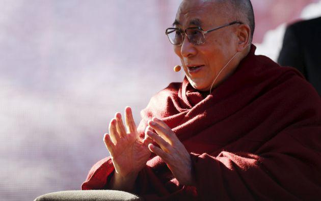 Dalái Lama. Foto: Reuters