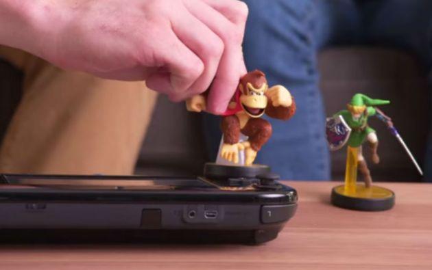 juguetes interactivos Amiibo de Nintendo.