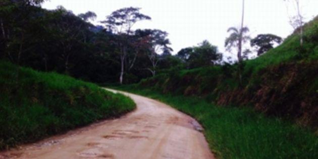 El ECU-911 indicó las vías alternas que están habilitadas para la ciudadanía. Foto: El Centinela.com.