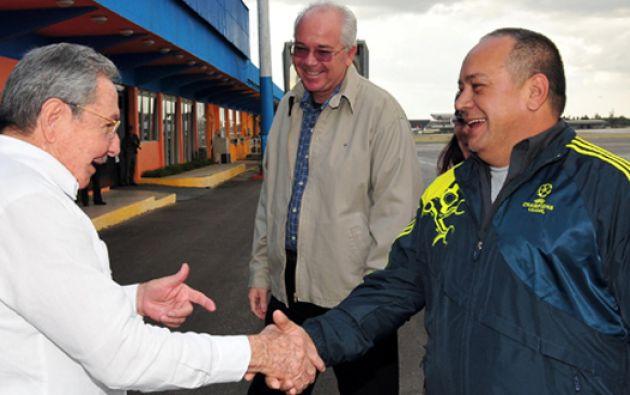 """En esta reunión se trataron temas """"de mutuo interés de la agenda regional e internacional"""". Foto: Archivo / Ecuavisa.com"""