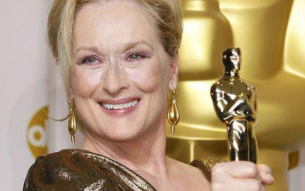 Meryl Streep. Foto: Internet