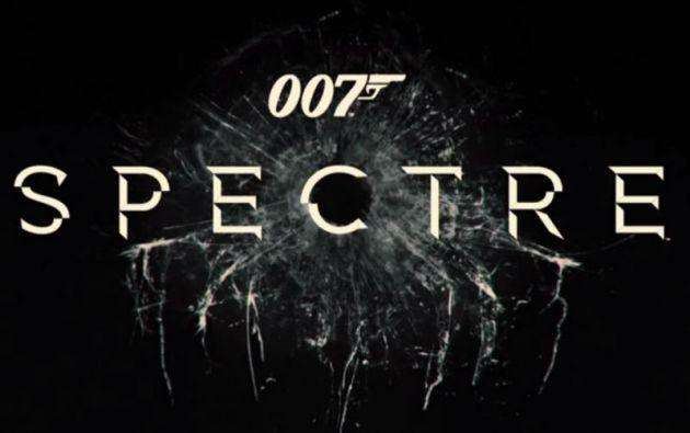 """""""Spectre"""" llegará a los cines el 6 de noviembre de 2015."""