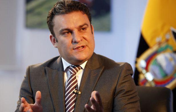 Ministro del Interior, José Serrano. Foto: Flickr