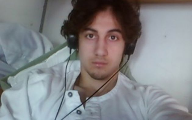 Dzhokhar Tsarnaev. Foto: REUTERS