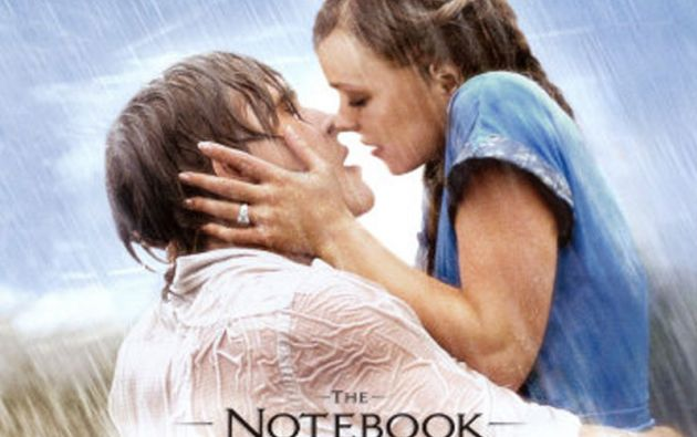 The Notebook. Foto: Internet
