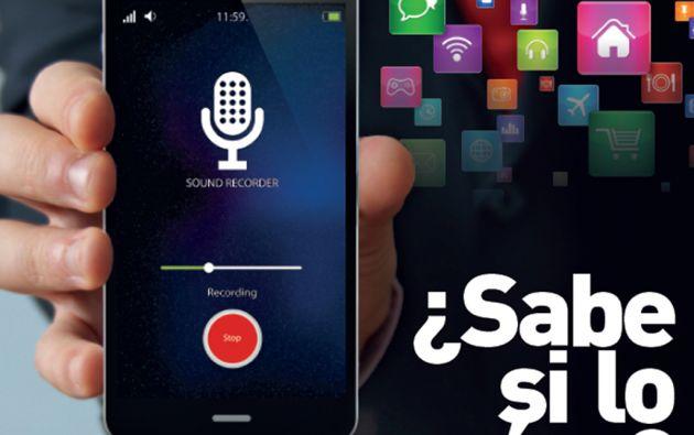 Su smartphone puede ser una puerta de entrada a su información personal. Existen aplicaciones que al instalarse en su teléfono, en donde se ocultan, informan de su actividad a un tercero.