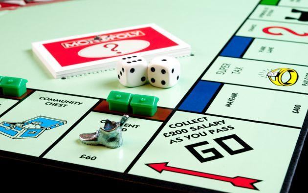 """""""Monopolio"""" es uno de los juegos de mesa más populares en el mundo."""