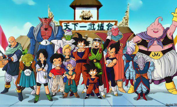 Dragon Ball Super. Foto: Internet