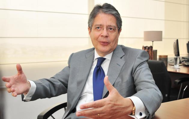 Guillermo Lasso. Foto: Plan V