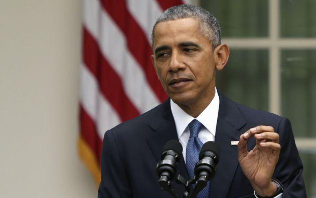 Barack Obama, presidente de Estados Unidos. Foto: Reuters