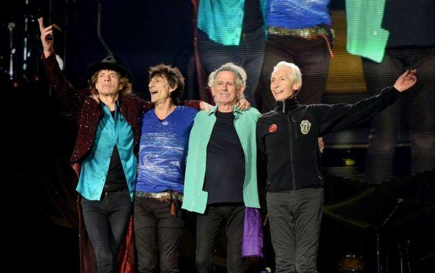 La exhibición repasará las seis décadas de carrera de The Rolling Stones.