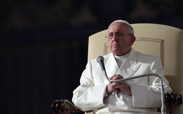 Papa Francisco. Foto: Periodismo 360