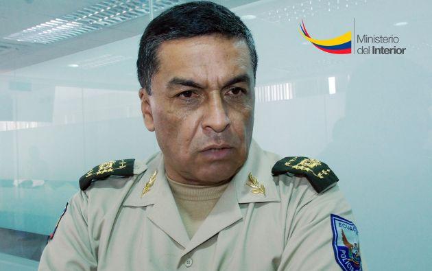Fausto Tamayo. Foto: Flickr / Ministerio del Interior.