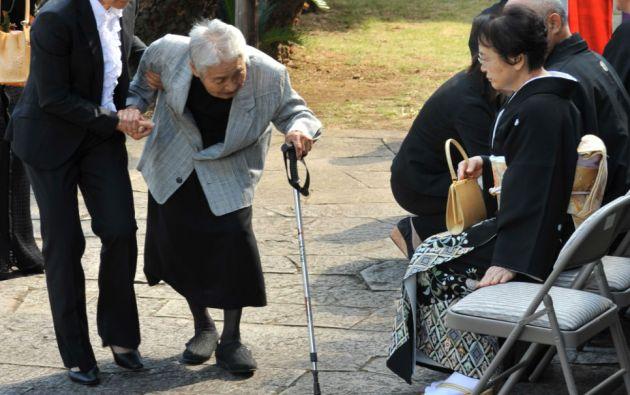 Según cifras gubernamentales, el número de hogares con personas ancianas en Japón supera ahora al que cuenta con menores de 18 años.