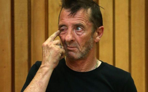 El baterista es el único integrante de AC/DC nacido en Australia.