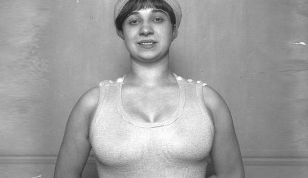 Violette Morris, la colaboradora nazi más temida en la Francia.