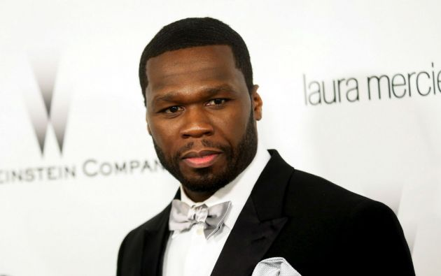 50 Cent, cuyo nombre real es Curtis James Jackson III Foto: REUTERS