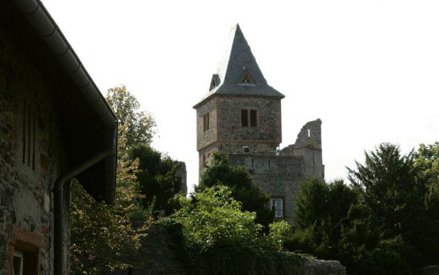 En su castillo de Darmstadt el verdadero Dr. Frankenstein, Johann Conrad Dippel (siglo XVII), inventó el ácido prúsico y trató de transferir el alma de un cadáver a otro.