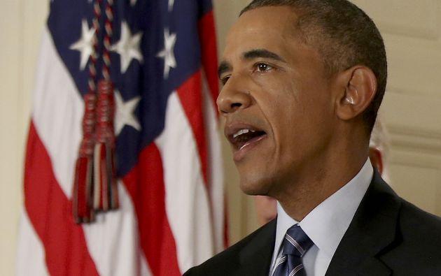 El presidente Barack Obama dará más detalles del plan hoy mismo en una intervención en Oklahoma. Foto: REUTERS.