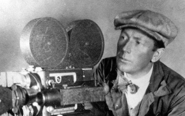 Friedrich Wilhelm Murnau.