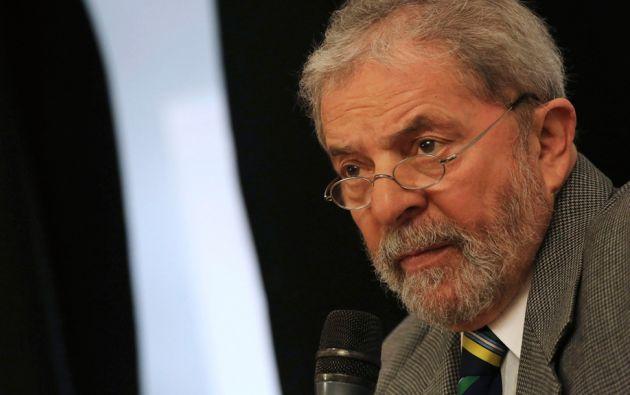 Luiz Inácio Lula da Silva fue presidente de Brasil entre 2003 y 2010.  Foto: REUTERS