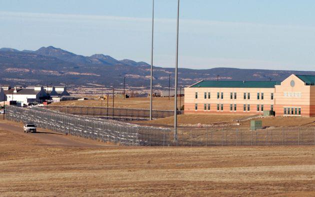 Prisión de alta seguridad en Colorado. Foto: REUTERS
